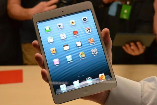 Тачскины Apple iPad